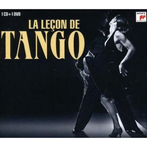 La Lecon De Tango [CD/DVD] [DVD]