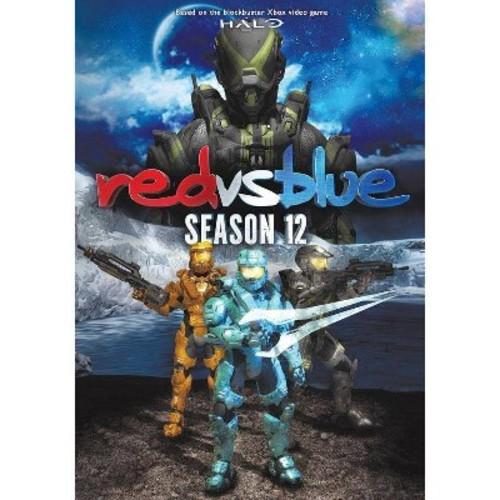 Red Vs Blue: Season 12 ( (DVD))