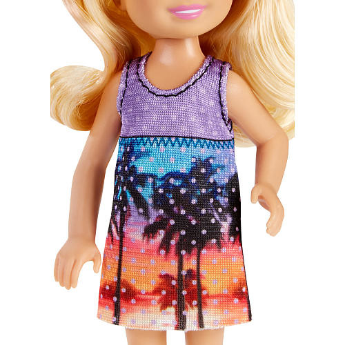 Barbie Great Puppy Adventure Doll with Ice Cream - Chelsea