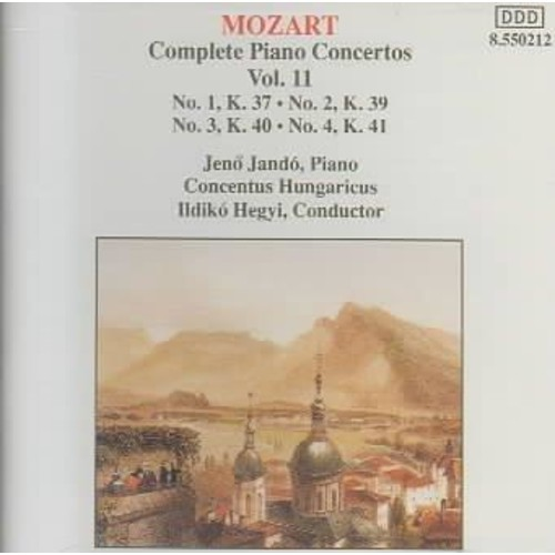 Various - Mozart:Complete Piano Concertos Volume 11