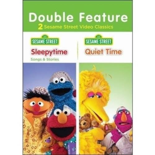 Sesame Street: Sleepytime Songs & Stories/Quiet Time [DVD]