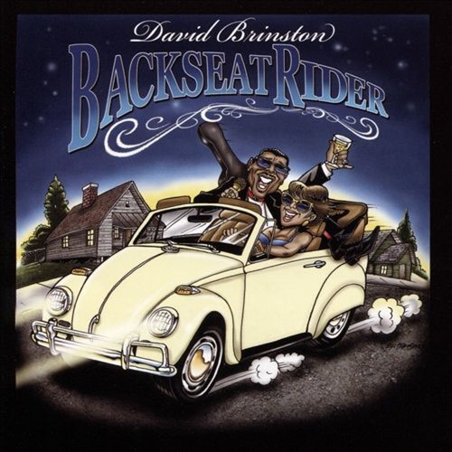 Backseat Rider [CD]