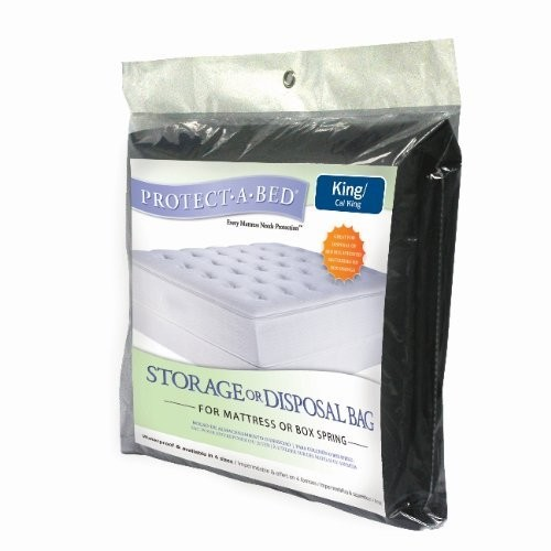 Protect-A-Bed DB001LG Storage or Disposal Bag for Mattress or Box Spring, King/California King