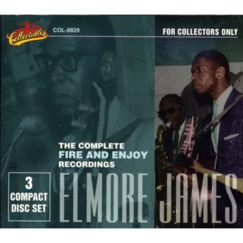 Complete Fire & Enjoy Recordings