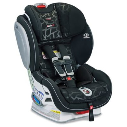 BRITAX Advocate ClickTight Convertible Car Seat in Mosaic Black