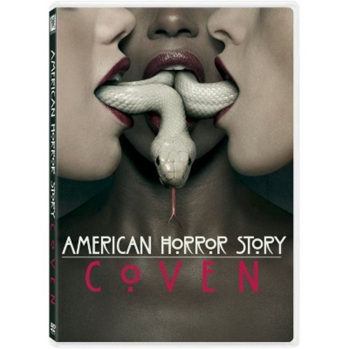 American Horror Story: Coven (4 Discs) (dvd_video)