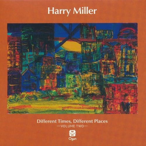 Different Times, Different Places [CD]