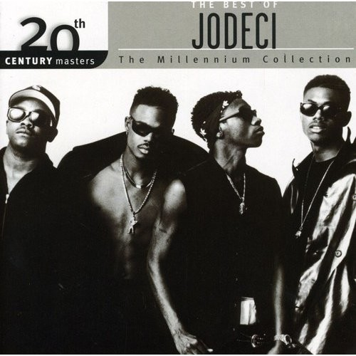 20th Century Masters - The Millennium Collection: The Best of Jodeci [CD]