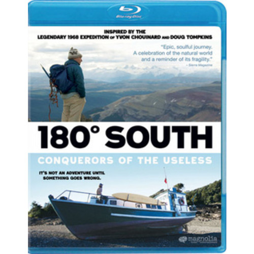 MAGNOLIA HOME ENTERTAINMENT 180 South (Blu-ray)
