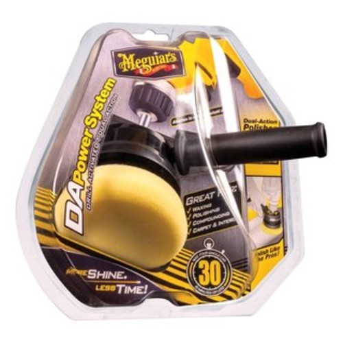 MEGUIAR'S HEADLIGHT RESTORATION KIT (4-pk shipper)