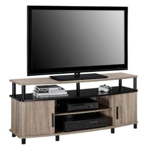 Altra Furniture TV Stand in Sonoma Oak Finish