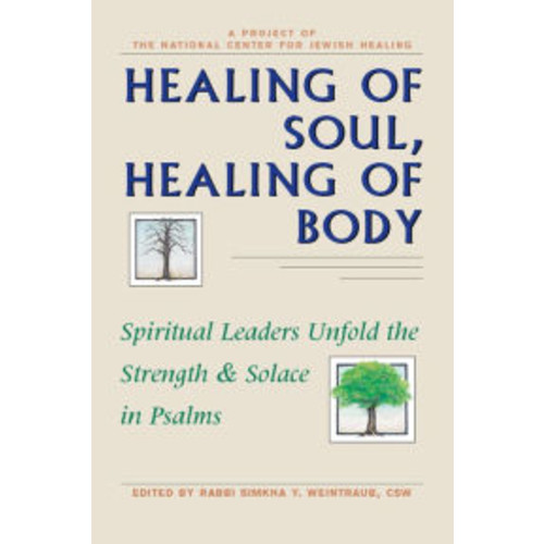 Healing of Soul, Healing of Body: Spiritual Leaders Unfold the Strength & Solace in Psalms