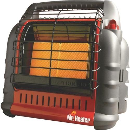 MR. HEATER Big Buddy Propane Heater - F274800
