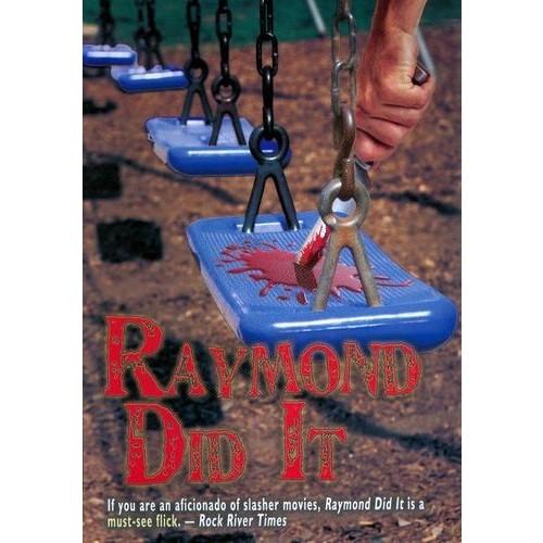 Raymond Did It [DVD] [2011]