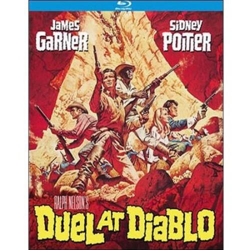 Duel At Diablo (1966) (Blu-ray)