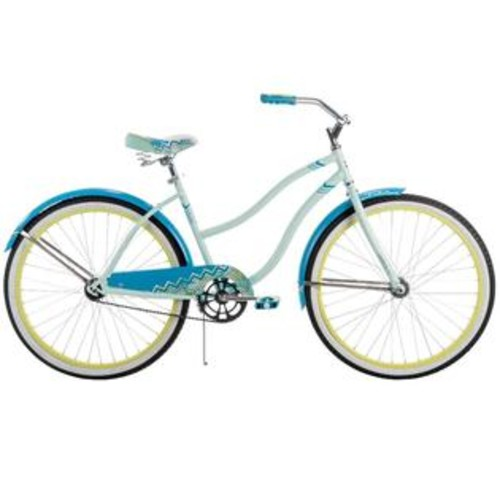 Huffy Womens 26 inch Good Vibrations Cruiser Bike