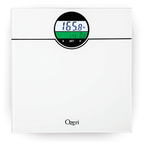 WeightMaster 400 lbs Digital Bath Scale with BMI and Weight Change Detection
