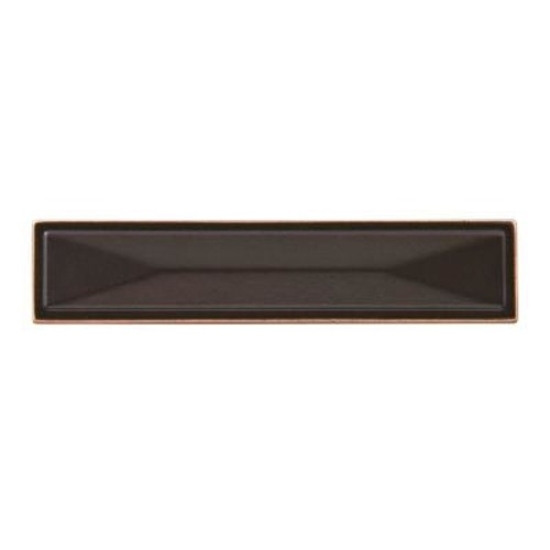 Sumner Street Home Hardware Symmetry 3 in. Rectangle Oil-Rubbed Bronze Pull