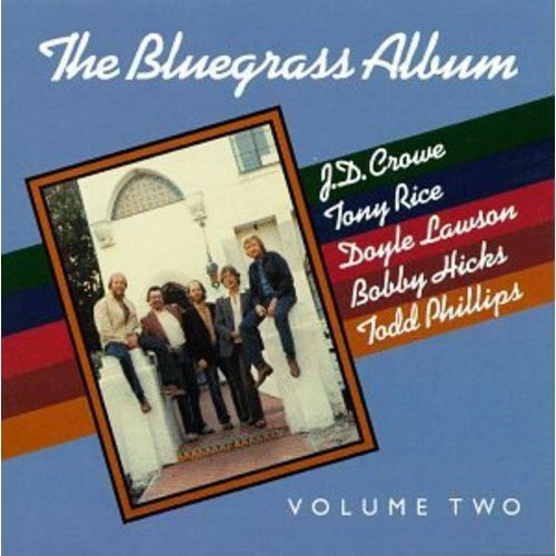Vol. 2-Bluegrass Album
