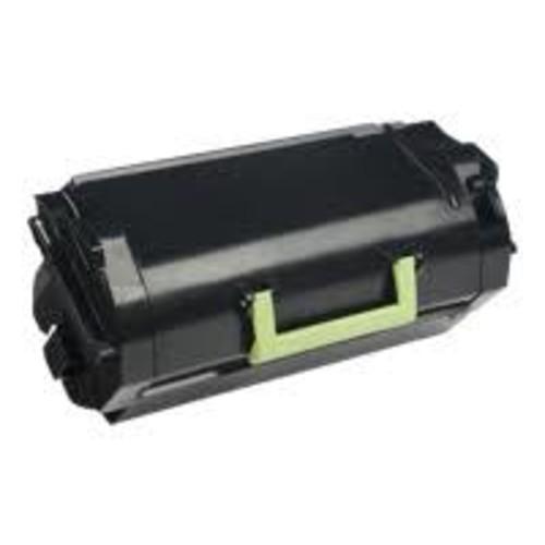 Lexmark Unison 620HA Toner Cartridge - Black - Laser - High Yield - 25000 Page - 1 Each - 62D0HA0