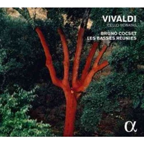 Bruno Cocset - Vivaldi: Cello Sonatas