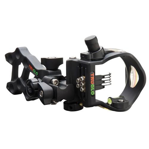 TRUGLO Rival Hunter 5-Pin Bow Sight  RH/LH