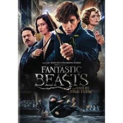 Warner Brothers Fantastic Beasts And Where To Find Them