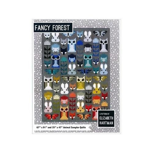 Elizabeth Hartman Fancy Forest Ptrn