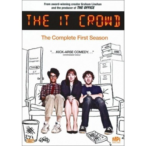 The IT Crowd: The Complete First Season (DVD)