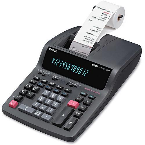 Casio DR-210TM Printing Calculator [Printing Calculator]