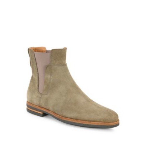Harvey Suede Chelsea Boots