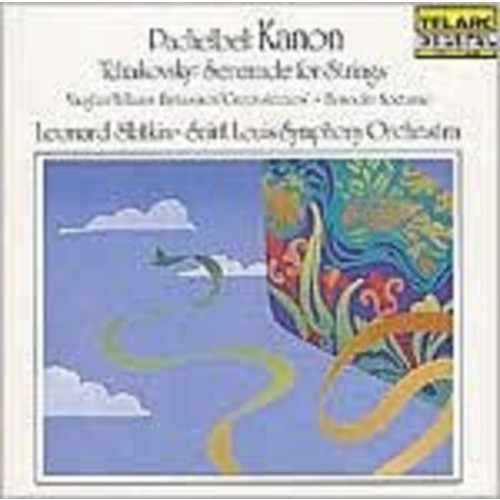 Pachelbel: Canon / Tchaikovsky: Serenade for Strings