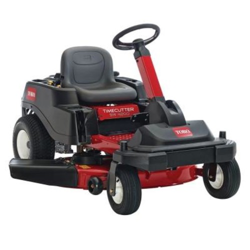 Toro TimeCutter SW4200 42 in. 24.5 HP V-Twin Zero-Turn Riding Mower with Smart Park
