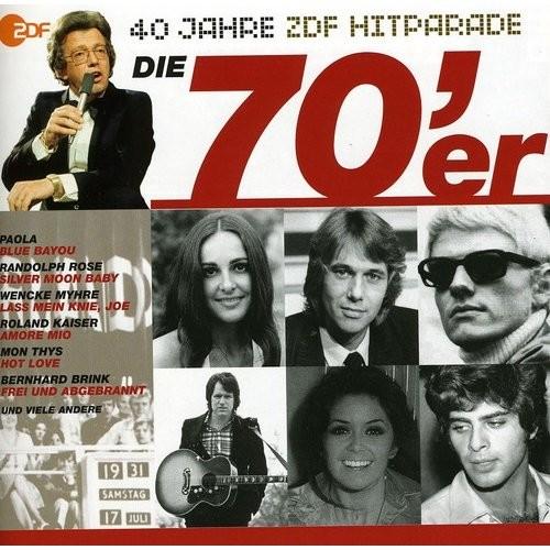 Die 70er: Das Beste Aus 40 Jahren Hitparade [CD]