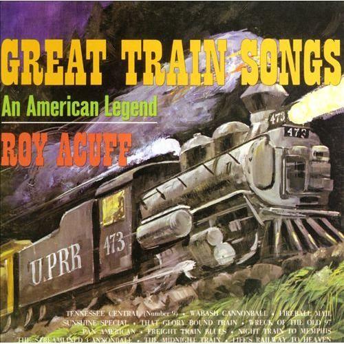 Great Train Songs [CD]
