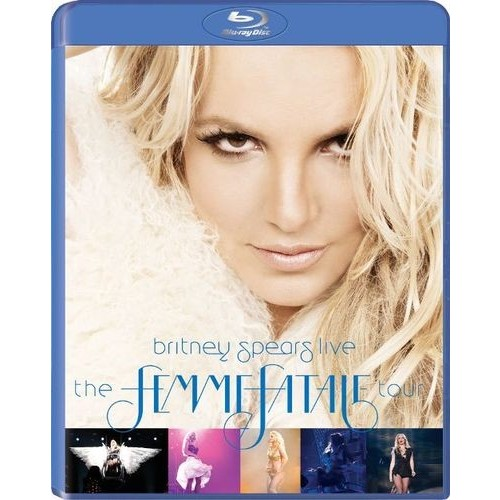 Live: The Femme Fatale Tour [Video] [Blu-Ray Disc]