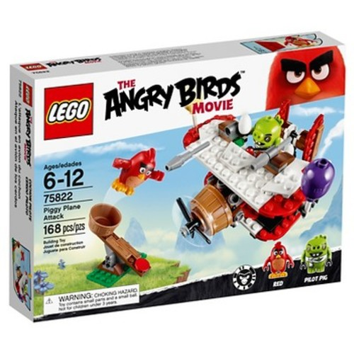 LEGO The Angry Birds Movie Piggy Plane Attack (75822)