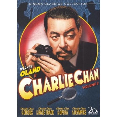 Charlie chan vol 2 (DVD)