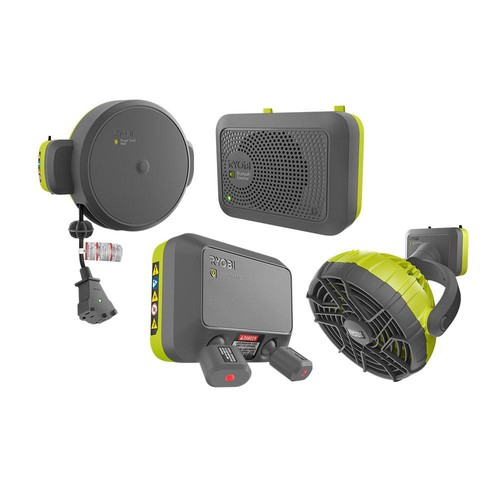 Ryobi Garage Door Opener Accessory Bundle