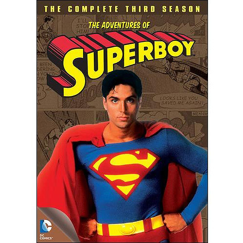 The Adventures of Superboy: The Complete Third Season [DVD]