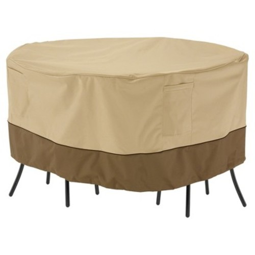 Veranda Patio Bistro Round Table And Chair Cover - 52