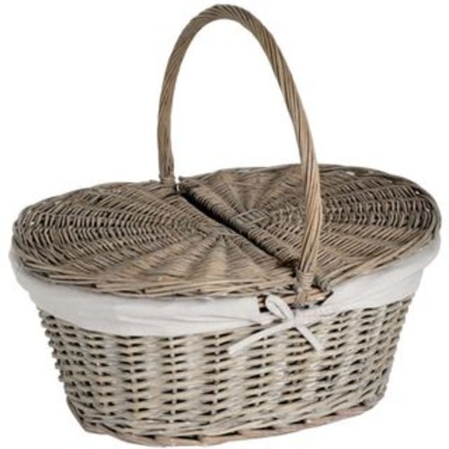 Picnic Time Picnic Baskets Heart Picnic Basket