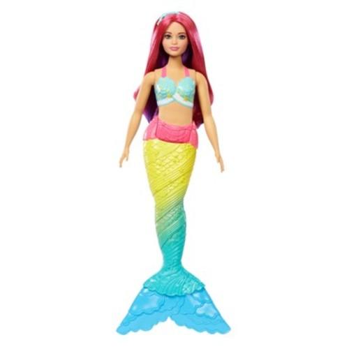 Barbie Dreamtopia Mermaid Doll - Pink