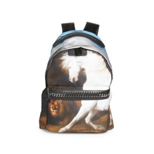 Horse Zippered Backpack