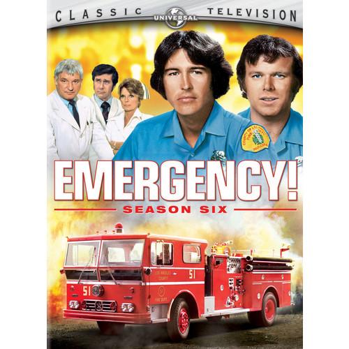 Emergency!: Season Six [DVD]