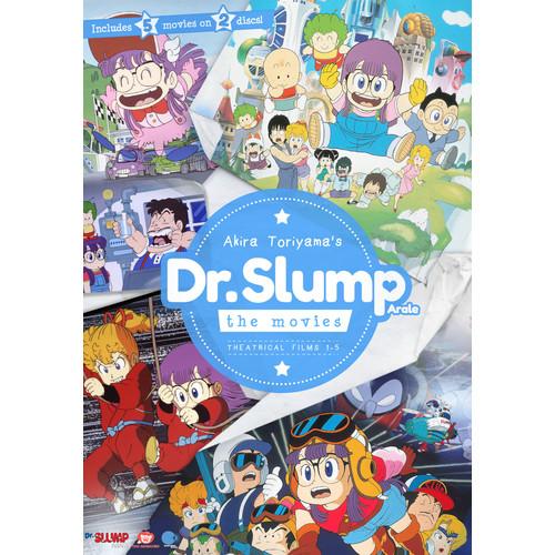 Dr. Slump Original Movies Collection (DVD) [Dr. Slump Original Movies Collection DVD]