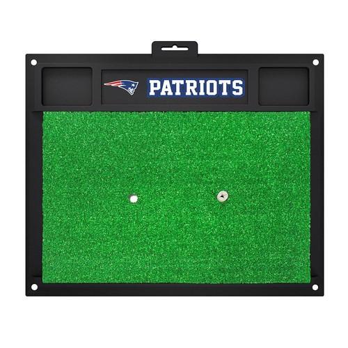 FANMATS New England Patriots Golf Hitting Mat