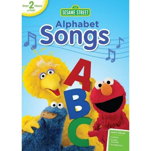 Sesame Street: Alphabet Songs [DVD]
