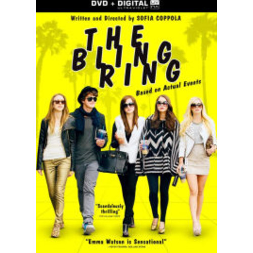 The Bling Ring (dvd_video)
