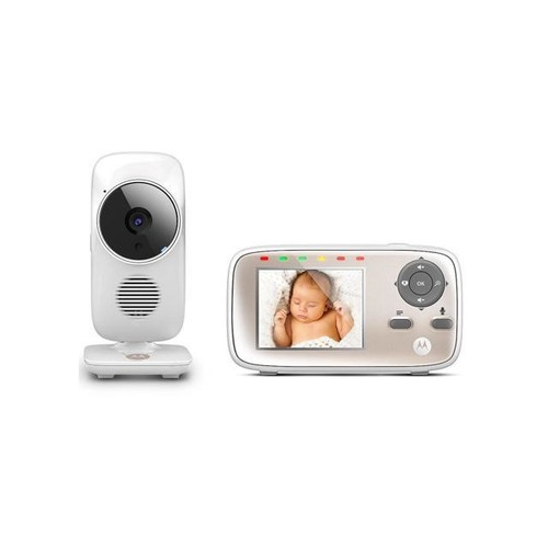 Motorola 2.8 inch Video Baby Monitor with Wi-Fi - MBP667CONNECT